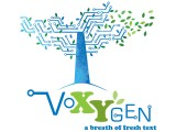 Voxygen website logo